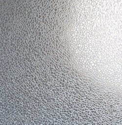 Platinum Metallic Mirror Texture Wallpaper Silver