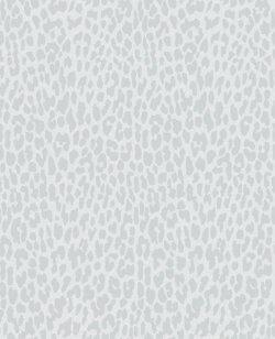 Fine Decor Dazzle Animal Print Glitter Wallpaper Duck Egg