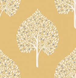 Mirabelle Grove Tree Wallpaper