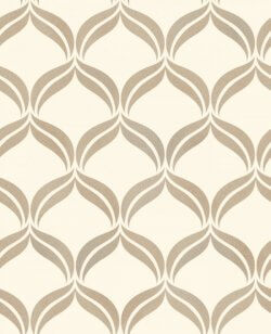 Wentworth Leaf Swirl Wallpaper