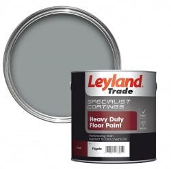 Heavy Duty Floor Paint Nimbus Grey 5L