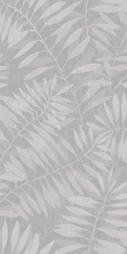 Entwine Trailing Leaf Wallpaper Grey