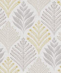 Rowan Ash Leaf Print Wallpaper