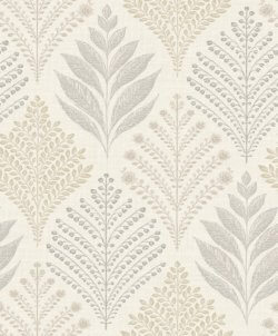 Rowan Ash Leaf Print Wallpaper