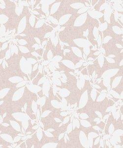 Linden Floral Sparkle Wallpaper