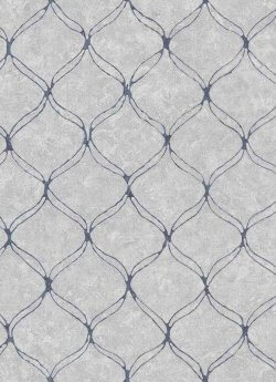 Vintage Trellis Wallpaper