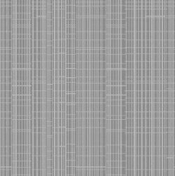 Sequin Grid Wallpaper Grey