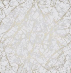 Metallic Marble Wallpaper
