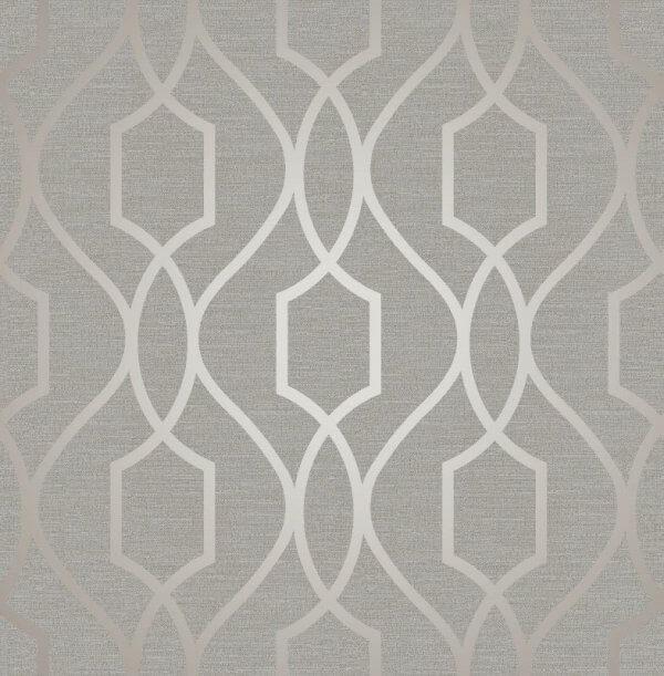 apex trellis metallic wallpaper fine decor wallpaper decorating