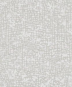 Cassiopeia Textured Glass Bead Wallpaper White