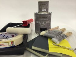 Rust-Oleum Satin Furniture Paint 'Everything you Need Upcycling'