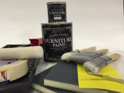 Rust-Oleum Gloss Furniture Paint 'Everything you Need Upcycling'