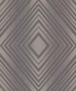 Metropolitan Diamond Glitter Wallpaper