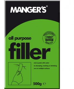 Mangers All Purpose Filler 500g