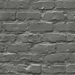 Charcoal Bricks Wallpaper
