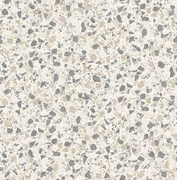 Artisan Cracked Pavement Sheen Charcoal and Taupe