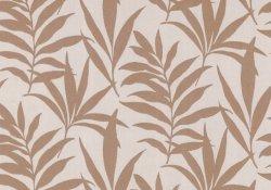 Camellia Verdi Wallpaper Coral