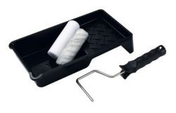 Rota! Professional Silver Stripe & Foam Mini roller Kit