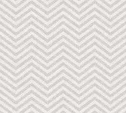 Scandi Chevron Wallpaper Grey