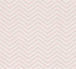 Scandi Chevron Wallpaper Pink