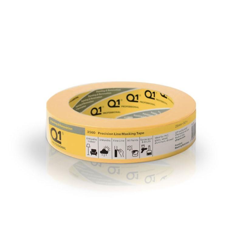 Q1 Precision Line Masking Tape