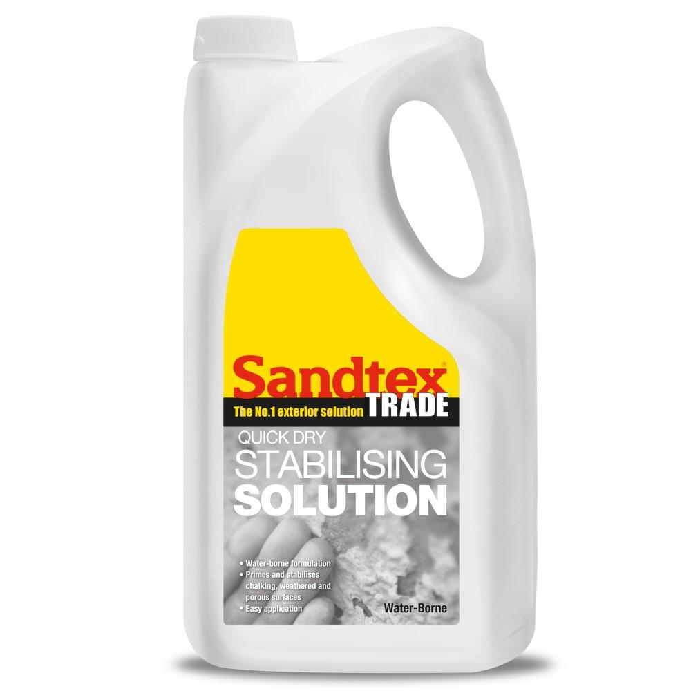 Sandtex Trade Quick Dry Stabilising Solution 5L