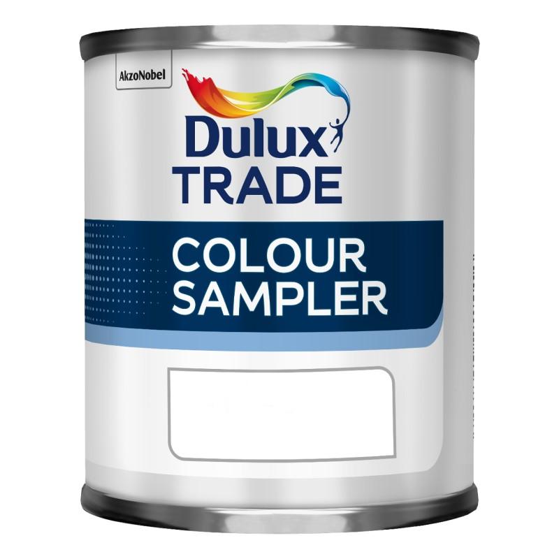 Dulux Trade Colour Sampler Tester Pot - 250ml