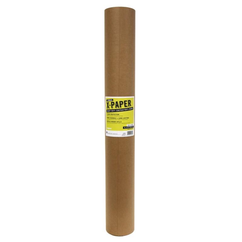 Trimaco X-Paper Heavy Duty Contractor's Paper - 36in x 120ft
