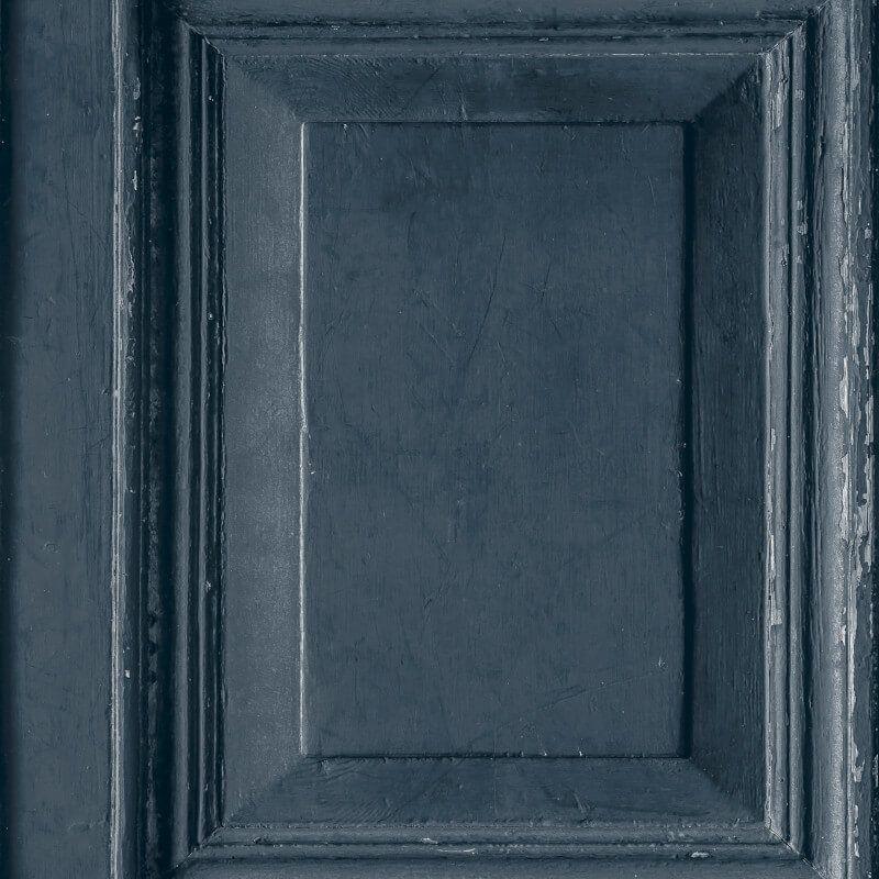 Wood Panels Faux Effect Wallpaper