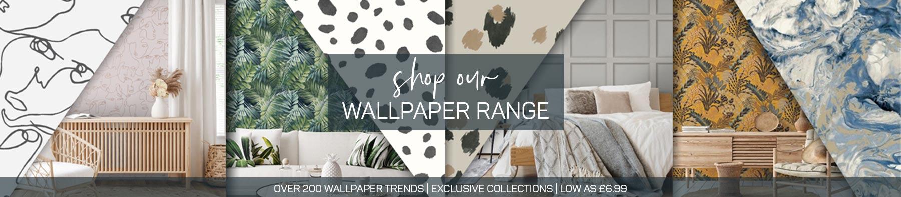 Shop Wallpaper Samples
